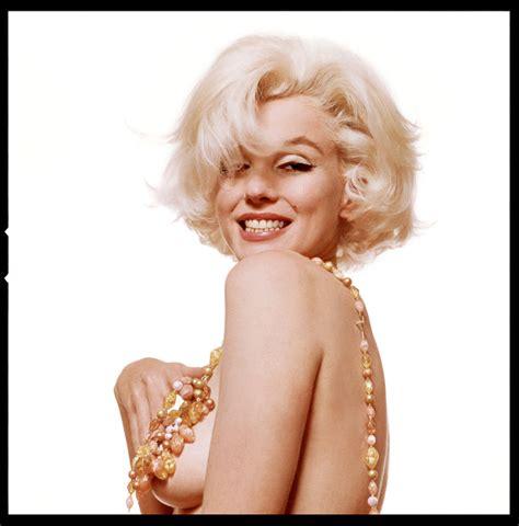 The Marilyn L glamorous marilyn exhibition in fubiz media