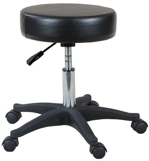 shelby rolling swivel hydraulic salon stool chair