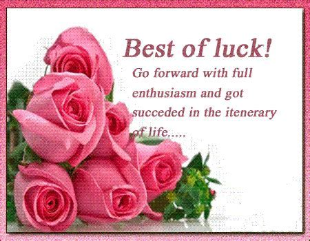 Good Luck Wishes For Success   Wishes, Greetings, Pictures