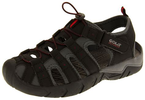 new mens gola hiking sandals closed toe sports shoes size