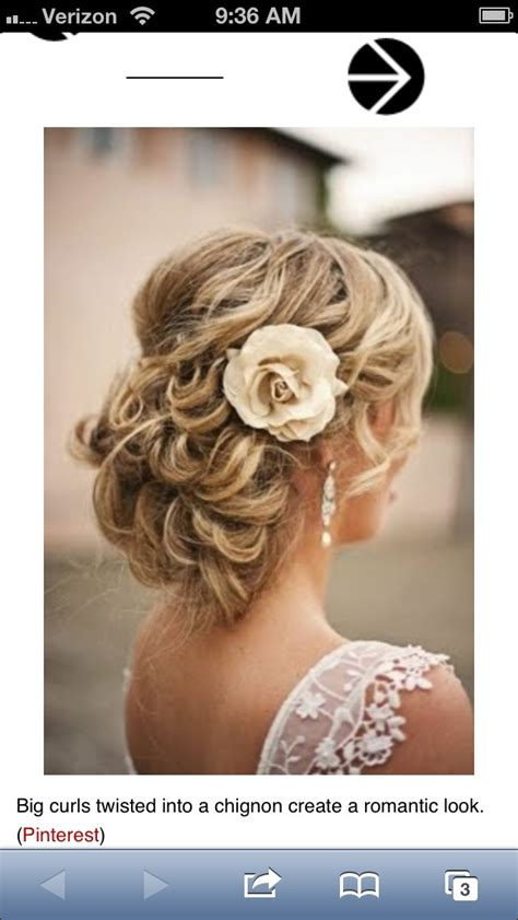 Country Wedding Hairstyles For Hair by Country Wedding Hairstyle I M In Country