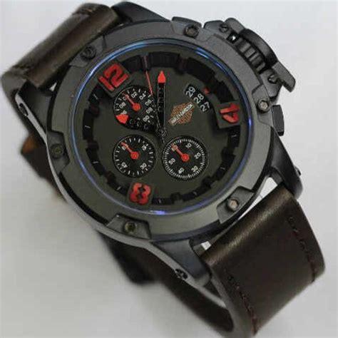 Jam Tangan Harley Davidson Premium 4 jual beli jam tangan pria mewah sport harley davidson