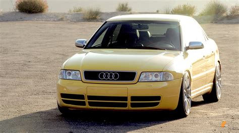 audi b5 s4 audi b5 s4 a legend done two ways tuned