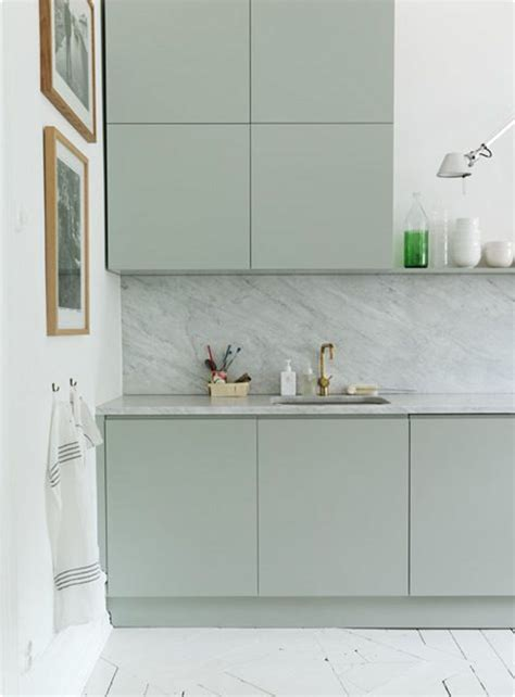 cucina marble modern mint and marble kitchen home kitchen mint green