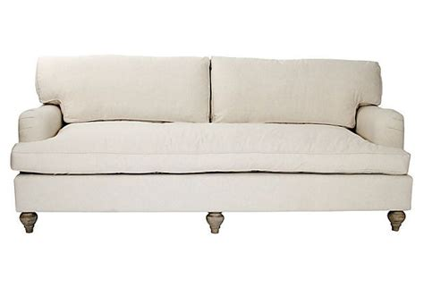 Sofa With One Cushion by Ninon Sofa On Onekingslane For The Home
