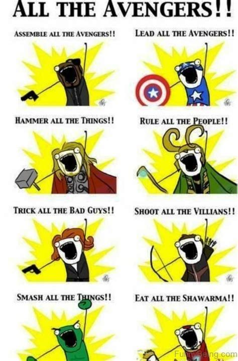 great funny avengers memes