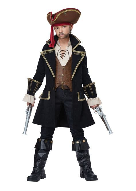 pirate costume pirate captain boys costume pirate costumes