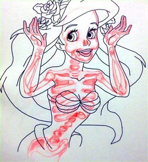 coloring book corruptions disney coloring book corruptions mermaid bones inspiration
