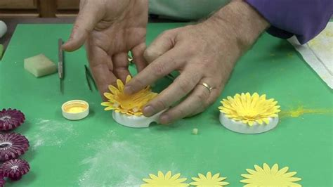 how to make hotdog omelet daisy flower as breakfast fab super easy wired gerbera daisy by chef alan tetreault o
