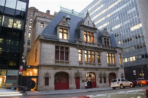 Converted Garages 8 repurposed fire stations in nyc untapped cities