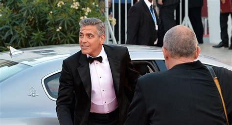 George Tesla George Clooney Tesla Canada Journal News Of The World