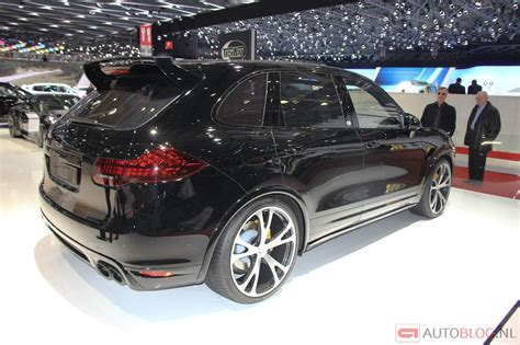 Porsche Cayenne Höhe by Top Car And Tuning Marzo 2014
