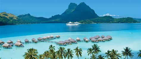 Ile De Tahit Tatahi Bora Bora by Tahiti Cruises Bora Bora Cruise Vacations To Bora Bora