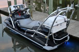 Led Lights For Bass Boats Anyone Ever Modded Their Jet Ski For Fishing Page 1