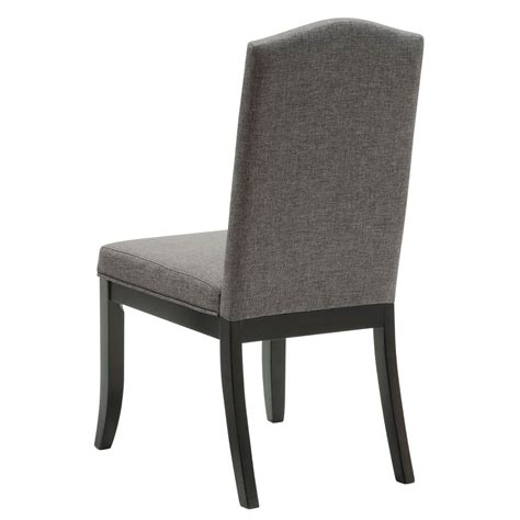 Dining Chair Canada Nspire Jazz Dining Chair Set Of 2 Charcoal Grey 202 796ch Modern Furniture Canada