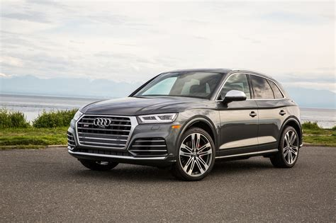 Audi Sq5 Test by 2018 Audi Sq5 Drive Motor Trend