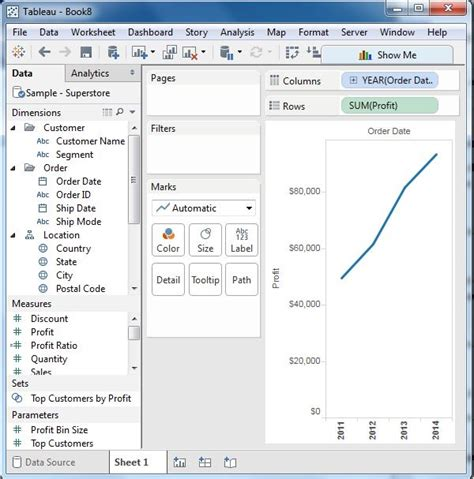 tableau tutorial tutorials point tableau quick guide