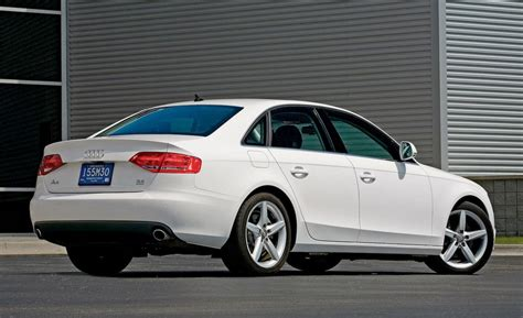 Audi A4 2009 by Car And Driver