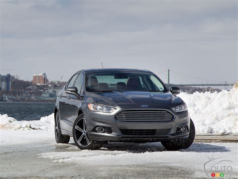 2015 ford fusion titanium 2015 ford fusion 2 0t awd titanium review editor s review