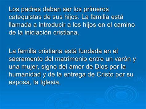 imagenes sobre la familia cristiana una valoracion sobre la familia