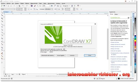 corel draw x7 intercambiosvirtuales coreldraw graphics suite x7 v17 6 0 1021 sp6 espa 241 ol