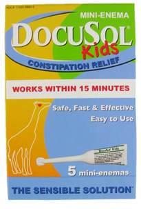 docusol stool softener constipation relief