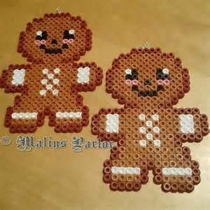 Christmas Candy Decorations - 419 best jule perleplader images on pinterest hama beads hama beads christmas and pearler beads