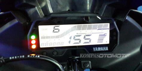 Meter R15 fitur lengkap speedometer all new yamaha r15 berita otomotif