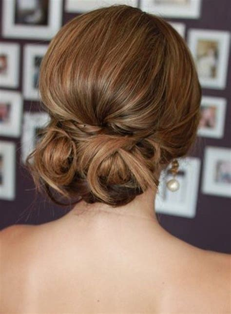 Ball Hairstyles Updo Buns | 168 best images about hair styles for your school ball on