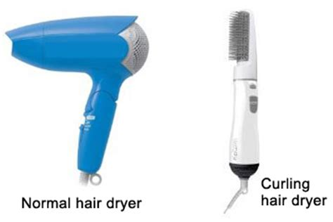 Hair Dryer National beware of handling hair dryers you might get burned from