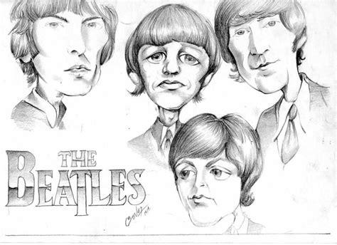 imagenes unicas de the beatles the beatles dibujos caricaturas taringa