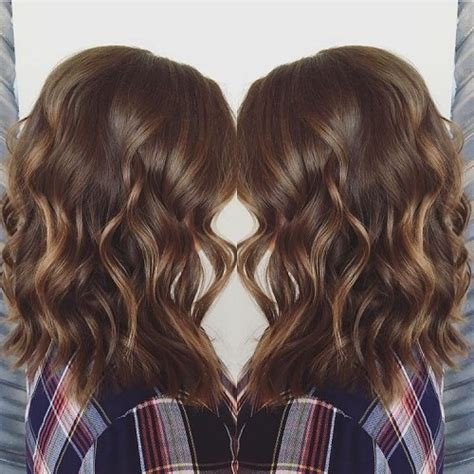 Lob With Soft Curl Hairstyle by Hairstyles For 2017 Medium And