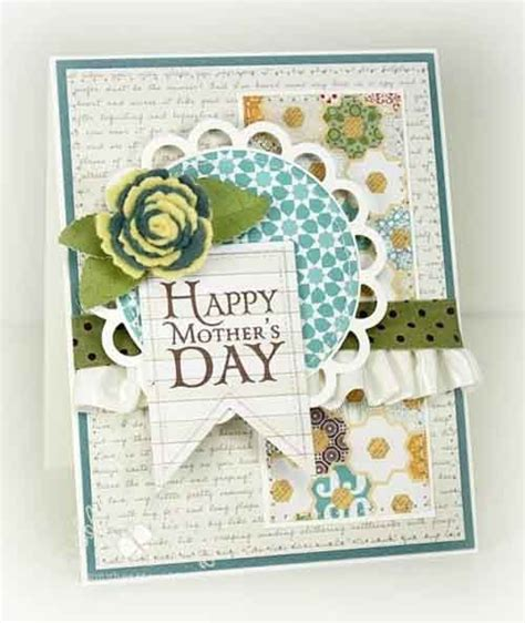 Handmade Mothers Day Cards For - handmade mothers day card ideas card