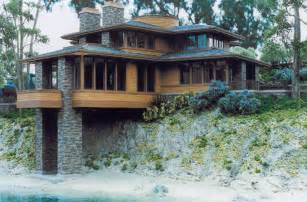 frank lloyd wright style home plans prairie modern house plans search the williams