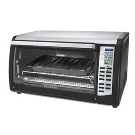 Black And Decker Toaster Oven Sale Black Decker Digital Advantage Cto6305 Toaster Oven