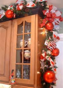Kitchen Christmas Decorating Ideas House Of Decor Christmas D 233 Cor For The Kitchen