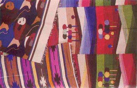 tappeti peruviani artigianato