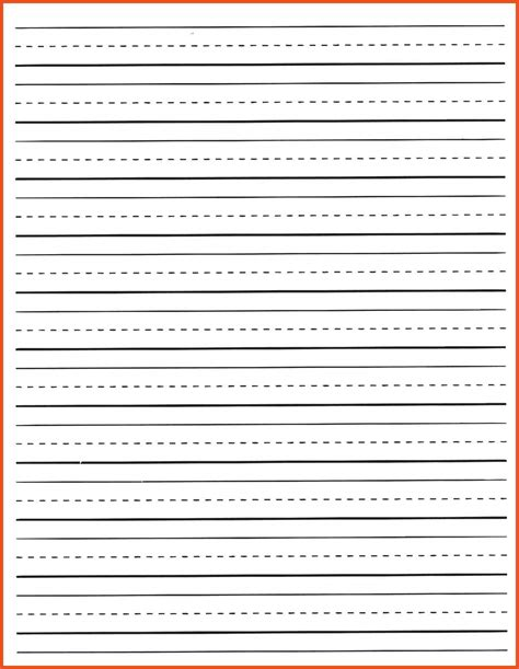 primary letter writing paper 8 9 primary lined paper titleletter