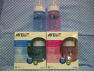 Botol Avent Bottle 125ml Teat 2 0 Pink Pack 2 Pc my baby avent shop