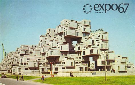home design show montreal postales inventadas making up postcards 535 expo 67 montreal canada habitat 67