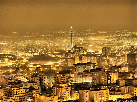 TEHRAN CITY OF LIGHTS (تهران شهر نورها) - a photo on ...