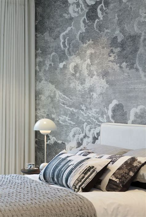 cloud wallpaper for bedroom 15 soothing bedrooms that take inspiration from the clouds