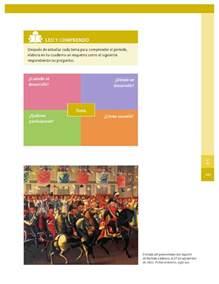 libro de historia 4 grado sep 2016 contestado libro de historia de 4to grado 2015 2016