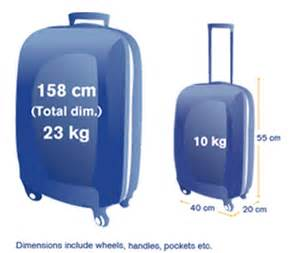 baggage and checked baggage allowance on icelandair