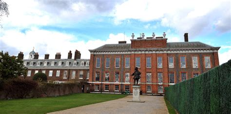 kensington castle royal residences kensington palace the royal family