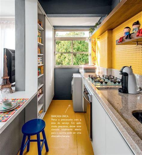 decorar cocina estrecha cocinas estrechas ideas deco pinterest cocina
