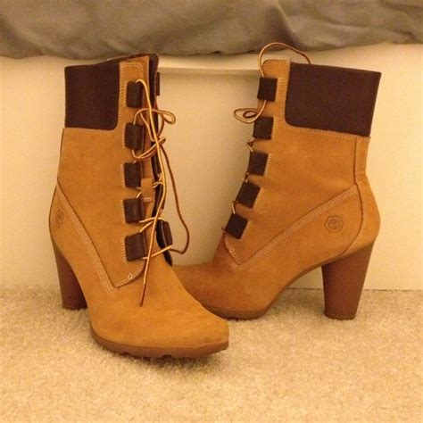 38 timberland boots timberland high heel boots from