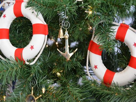 brass admiralty pattern anchor w stock nautical christmas