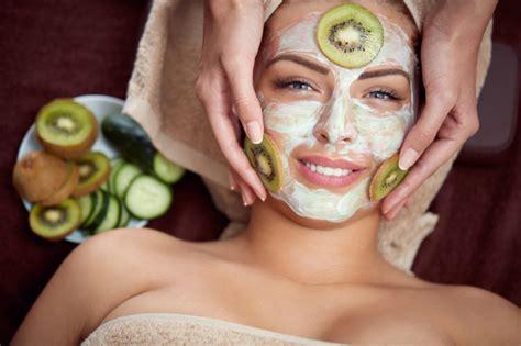 cleansing mask diy diy kiwi and gram flour cleansing summer mask makeupandbeauty