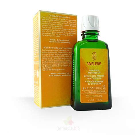 Calendula 100 Ml aceite para masaje con cal 233 ndula 100 ml de weleda farmacia bio
